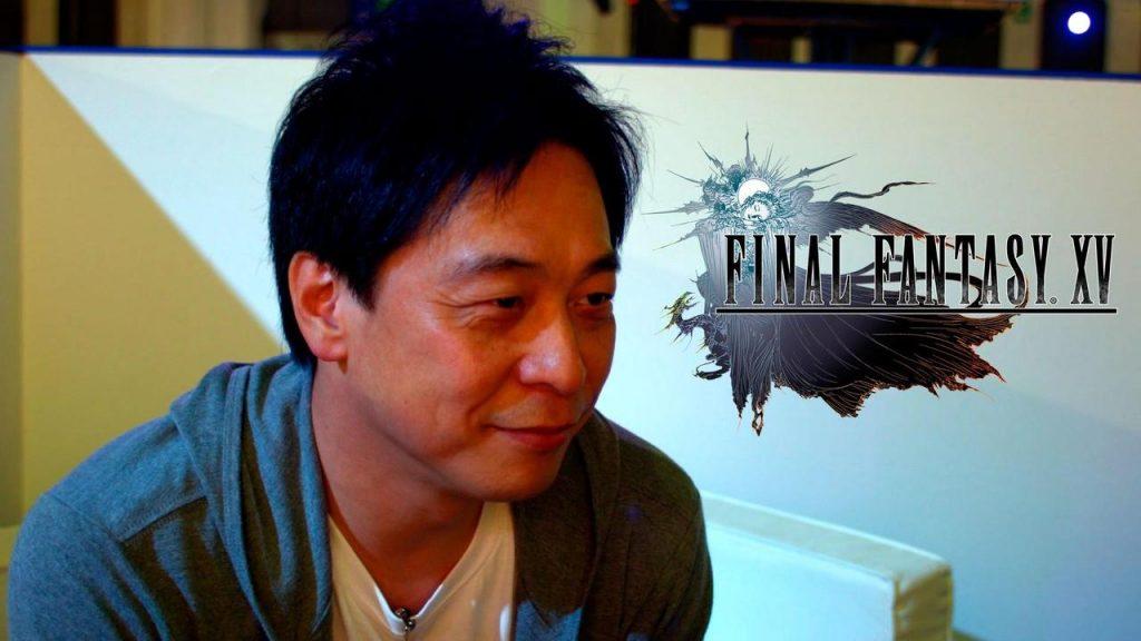 Режиссер Final Fantasy XV Хадзиме Табата