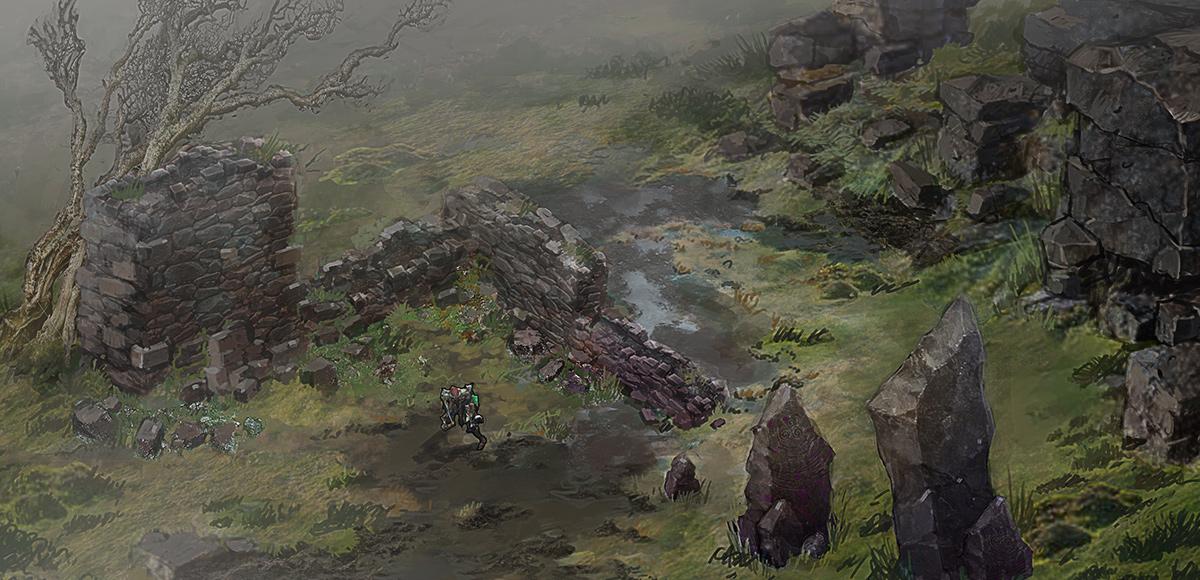 Арт из игры Diablo 3 Rise of the Necromancer