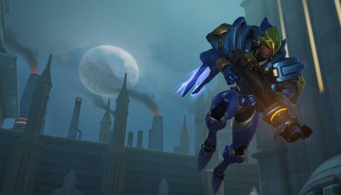 Скриншот персонажа Фарра