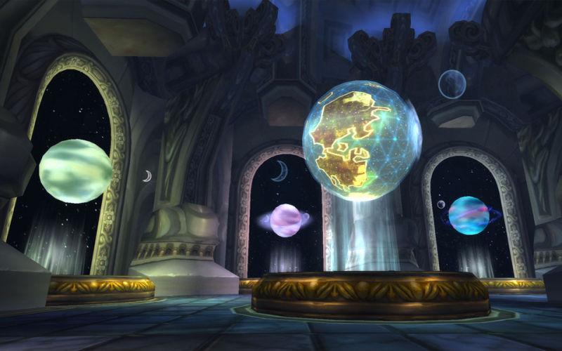 Изображение с презентации World of Warcraft