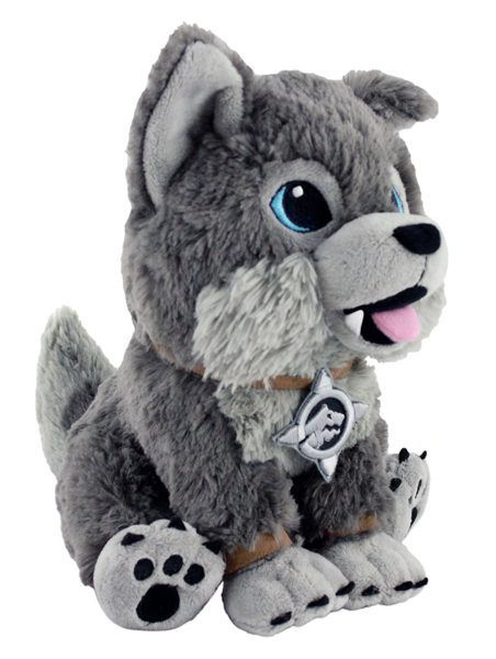 Мягкая игрушка World of Warcraft Frostwolf Cub Plush