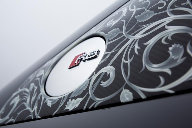 Final Fantasy XV Audi R8