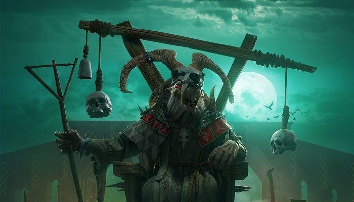 Арт по Warhammer – End Times: Vermintide