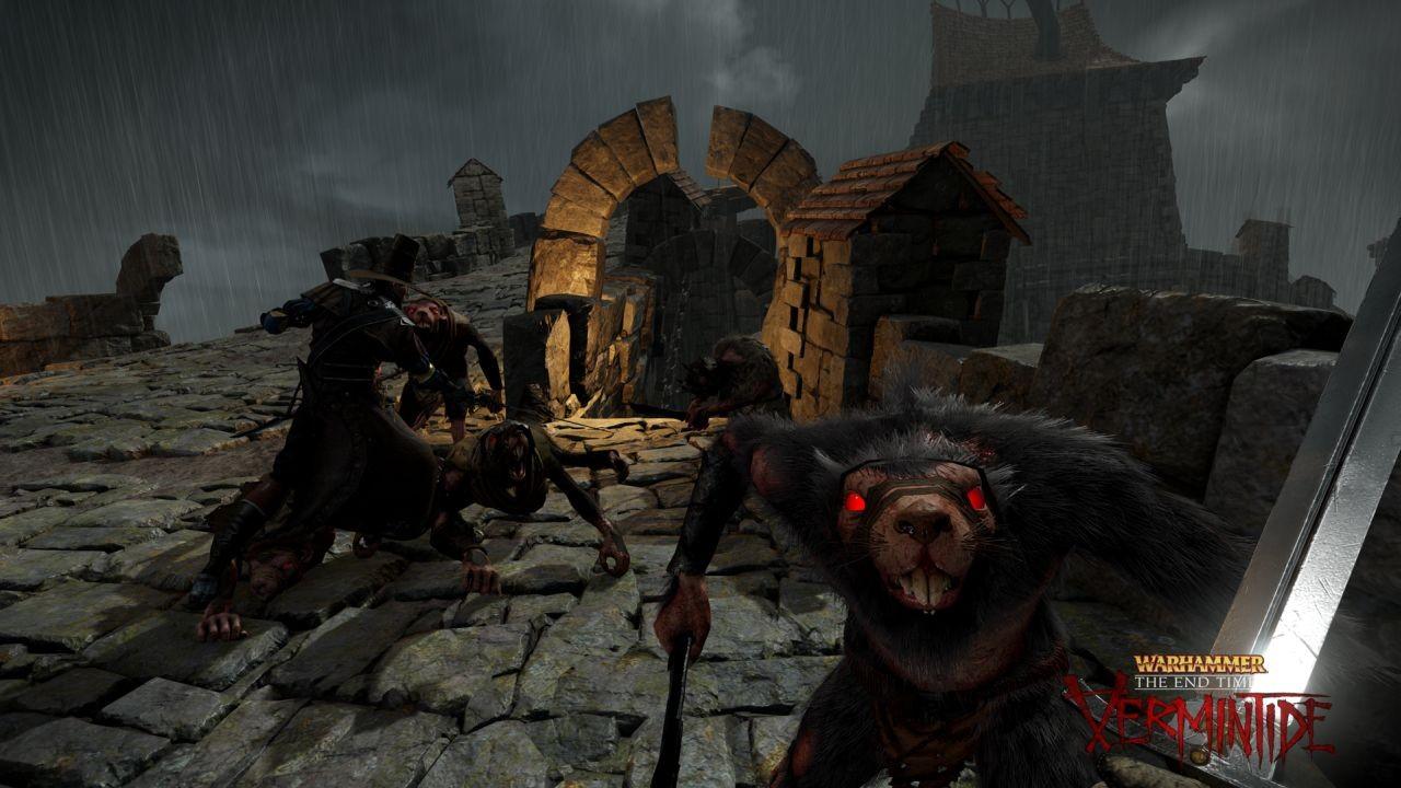 Скриншот из Warhammer – End Times: Vermintide