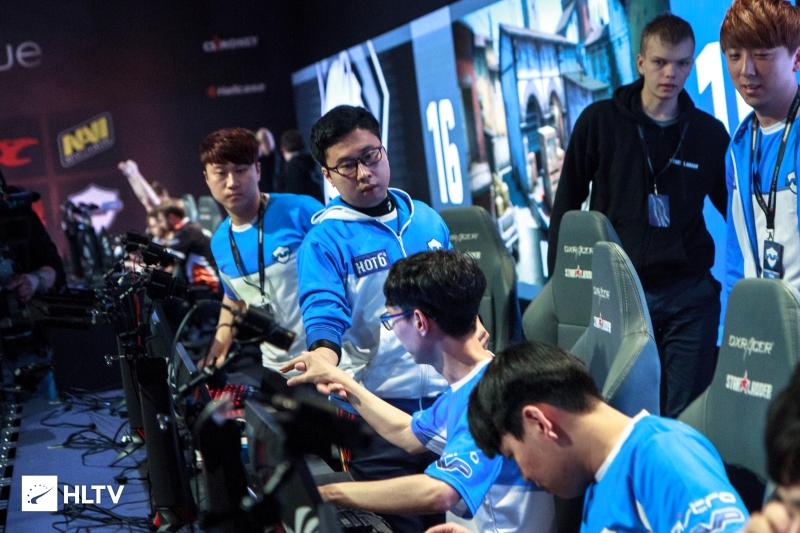 MVP PK заняли первое место в азиатской квалификации